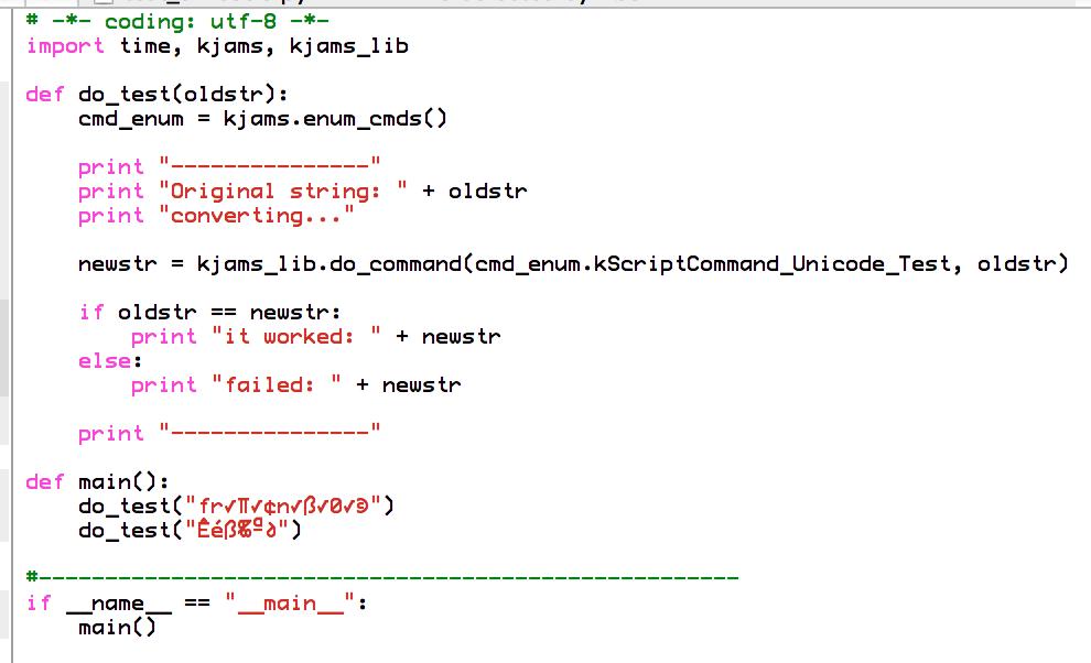 Python Convert Unicode To Utf 8