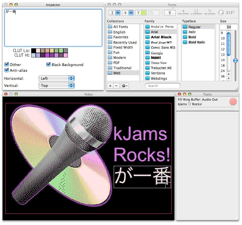 Ikaraoke tuneprompter mac